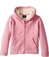 Toobydoo - Fleece Lined Stripe Hoodie (Infant/Toddler/Little Kids/Big Kids)