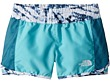 Blue Wing Teal Fern Print/Blue Curacao/TNF White