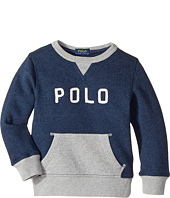 Polo Ralph Lauren Kids - Cotton French Terry Sweatshirt (Toddler)