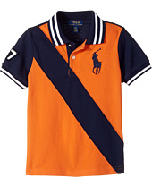 Polo Ralph Lauren Kids - Banner Cotton Mesh Polo (Toddler)