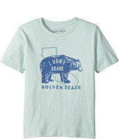 Lucky Brand Kids - Golden State Short Sleeve Graphic Tee (Little Kids/Big Kids)