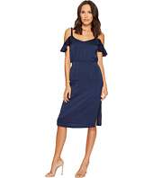 BB Dakota - Eileen Ruffle Midi Dress
