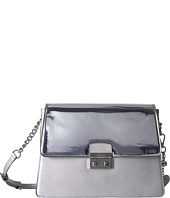 Calvin Klein - Mirrored Large Flap Crossbody