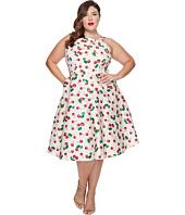 Unique Vintage - Plus Size Savannah Swing Dress