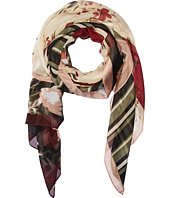Vince Camuto - Print Clash Square Scarf