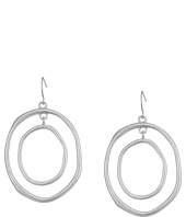 The Sak - Large Metal Orbit Earrings