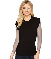 Spanx - Sheer Long Sleeve Bodysuit