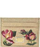 Dolce & Gabbana - Leather Card Holder