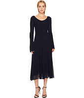 FUZZI - Reversible Long Sleeve Dress Cover-Up