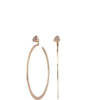 Vera Bradley - Holiday Confetti Large Hoops Earrings