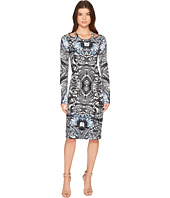 Nicole Miller - Riley Cut Out Shoulder Dress