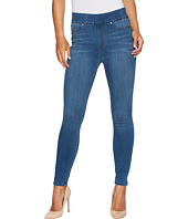 Liverpool - Farrah High-Waist Pull-On Ankle in Silky Soft Denim in Coronado Mid