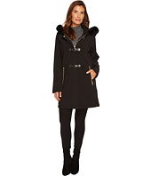 Ivanka Trump - Softshell Toggle w/ Faux Fur