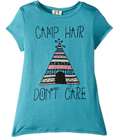 People's Project LA Kids - Camp Hair Knit Tee (Big Kids)