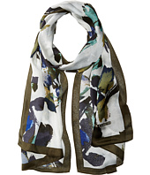 Vince Camuto - Fancy Floral Oblong Scarf