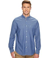 Nautica - Long Sleeve Anchor Solid End on End