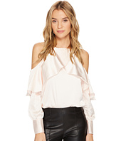 Bishop + Young - Mia Cold Shoulder Blouse
