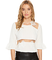 Bishop + Young - Bianca Peekaboo Top