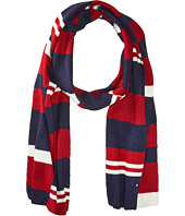 Tommy Hilfiger - Piece Color Blocked Stripe Scarf
