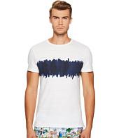 Orlebar Brown - Sammy Painted Stripe T-Shirt