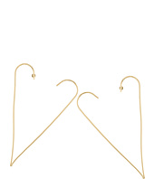 Steve Madden - Open Heart Post Earrings