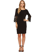 Ivanka Trump - Matte Jersey Bell Sleeve Dress