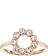 Fossil - Narrow Cocktail Ring with Glitz