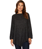 Nally & Millie - Brushed Asymmetric Hem Tunic