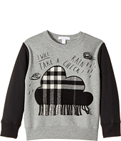 Burberry Kids - Rain Cloud Sweater (Little Kids/Big Kids)