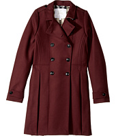 Burberry Kids - Double Breasted Coat (Little Kids/Big Kids)