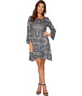 Nally & Millie - Ikat Print Dress