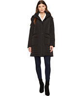 Kenneth Cole New York - Parka w/ Faux Fur Trim