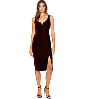 Donna Morgan - Juliette Sweetheart Neckline Sleeveless Dress with High Slit
