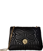 Ted Baker - Quilted Circle Lock Crossbody