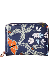 Ted Baker - Kyoto Gardens Zip Around Mini Purse