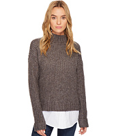 ROMEO & JULIET COUTURE - Knit Sweater Shirt Dress