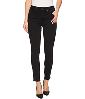 Mavi Jeans - Tess High-Rise Super Skinny Ankle in Dark Smoke Indigo Move