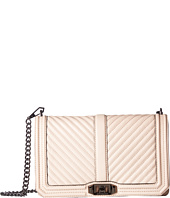 Rebecca Minkoff - Chevron Quilted Slim Love Crossbody
