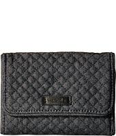 Vera Bradley - Iconic RFID Riley Compact Wallet