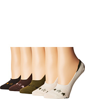 Steve Madden - 5-Pack Footie Star