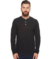 Original Penguin - Long Sleeve Nep Henley