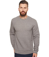 Original Penguin - Long Sleeve Quilted Crew Neck