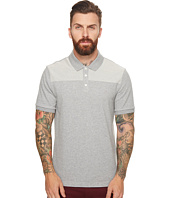 Original Penguin - Short Sleeve Sueded Pieced Polo