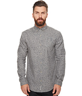 Original Penguin - Long Sleeve Drop Printed Heather