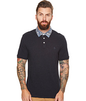 Original Penguin - Short Sleeve Printed Woven Collar