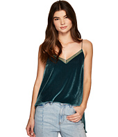 Free People - Velvet Solid Tank Top