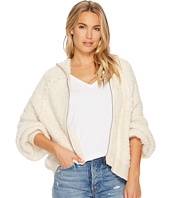 Free People - Furry Time Zip-Up