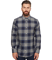 Original Penguin - Long Sleeve Brushed Flannel Plaid Heritage
