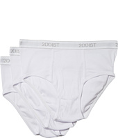 2(X)IST - 3-Pack Essential Fly Front Brief