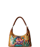 Anuschka Handbags - 371 Medium Top Zip Hobo